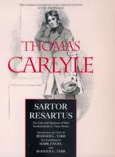 Sartor Resartus – The Life & Opinions of Herr Teufelsdrockh in Three Books