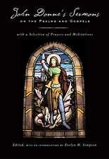 John Donne′s Sermons on the Psalms & Gospels