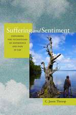 Suffering and Sentiment – Exploring the Vicissitudes of Experience and Pain in Yap