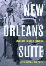 New Orleans Suite – Music and Culture in Transition