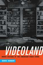 Videoland – Movie Culture at the American Video Store