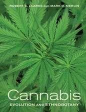 Cannabis – Evolution and Ethnobotany