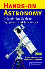 Hands-On Astronomy:  A Cambridge Guide to Equipment and Accessories