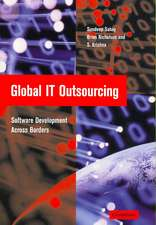 Global IT Outsourcing: Software Development across Borders