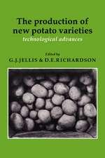 The Production of New Potato Varieties: Technological Advances