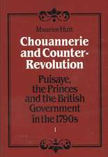 Chouannerie and Counter-Revolution, Part 1: Puisaye, the Princes and the British Government in the 1790s