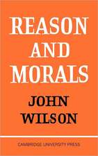 Reason and Morals