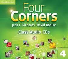 Four Corners Level 4 Class Audio CDs (3)