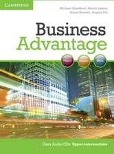 Business Advantage Upper-intermediate Audio CDs (2)