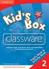 Kid's Box 2 Classware CD-ROM