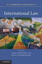 The Cambridge Companion to International Law