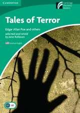 Tales of Terror Level 3 Lower-intermediate American English