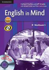 English in Mind Level 3 Workbook with Audio CD/CD-ROM for Windows