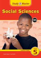 Study and Master Social Sciences Grade 5 Learner's Book