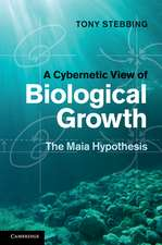 A Cybernetic View of Biological Growth: The Maia Hypothesis