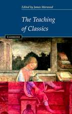The Teaching of Classics