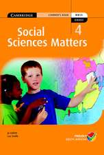 Social Science Matters Grade 4 Learners Book