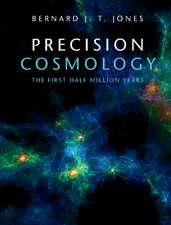 Precision Cosmology  : The First Half Million Years