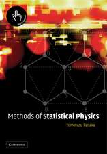 Methods of Statistical Physics