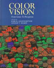 Color Vision: From Genes to Perception