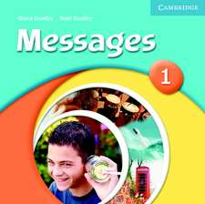 Messages 1 Class CDs