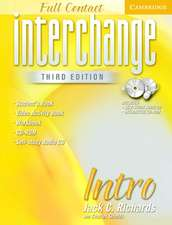 Interchange Full Contact Intro Student's Book with CD-ROM