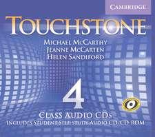 Touchstone Class Class Audio CDs 4