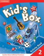 Kid's Box 2 Activity Book