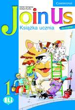 Join Us for English Level 1 Pupil's Book Polish Edition