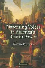 Dissenting Voices in America's Rise to Power