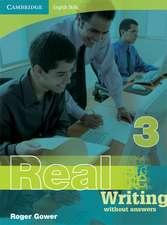 Cambridge English Skills Real Writing 3 without answers