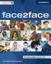 face2face Matura Pack Pre-Int Matura Pack (Polish edition)