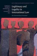 Legitimacy and Legality in International Law: An Interactional Account