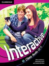Interactive Level 4 Class Audio CDs (3)
