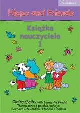 Hippo and Friends Level 1 Teacher's Book Polish edition