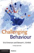 Challenging Behaviour