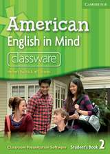 American English in Mind Level 2 Classware