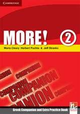 More! Level 2 Companion (Greek edition)