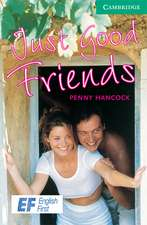Just Good Friends Level 3 Lower Intermediate EF Russian edition