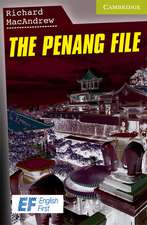 The Penang File Starter/Beginner EF Russian edition