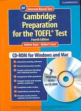 S-CAMBRIDGE PREPARATION  CD  D