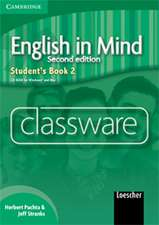 English in Mind 2 Classware CD-ROM Italian Edition