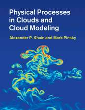 Physical Processes in Clouds and Cloud Modeling