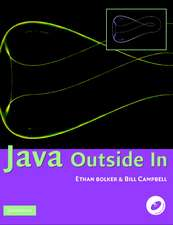 Java Outside In Hardback with CD-ROM