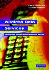 Wireless Data Services: Technologies, Business Models and Global Markets