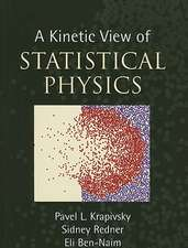 A Kinetic View of Statistical Physics