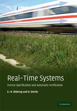 Real-Time Systems: Formal Specification and Automatic Verification