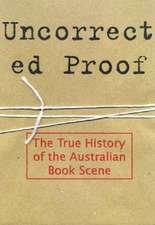 Uncorrected Proof