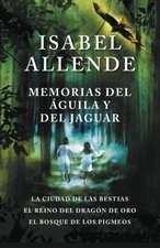 Memorias del Aguila y El Jaguar