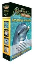 Amazing Animals! Magic Tree House Fact Tracker Boxed Set